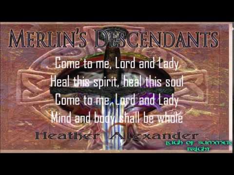 Healing Chant by Heather Alexander