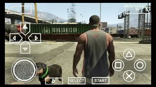 Donwload Gta 5 For Android ppsspp!!!with best setting..