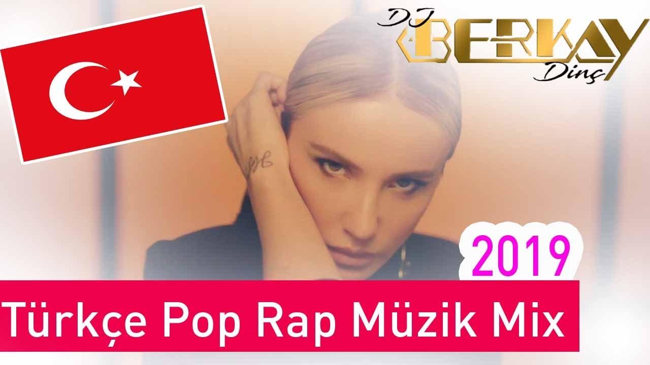 ?? Türkçe Pop & Rap Müzik Mix 2019 ?? Dancehall Reggaeton    Gizem Mixtape 2019 - Dj Berkay Dinc