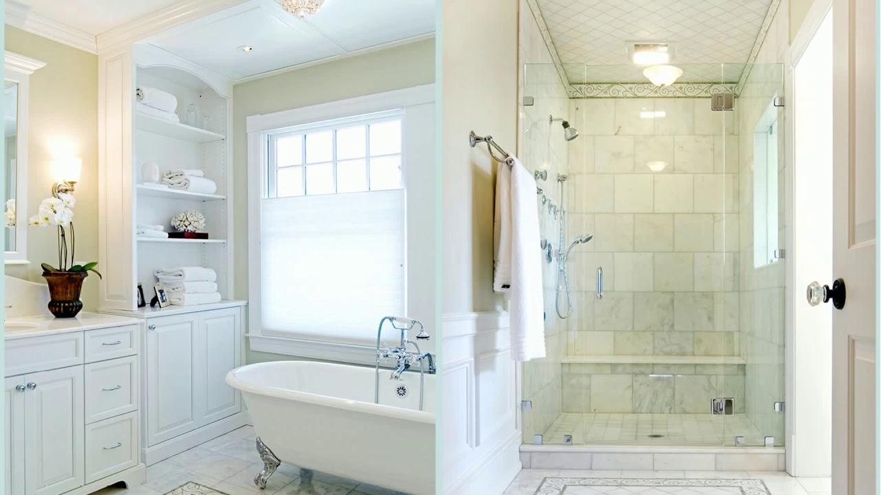 Bathroom Ideas Clawfoot Tub Shower Youtube
