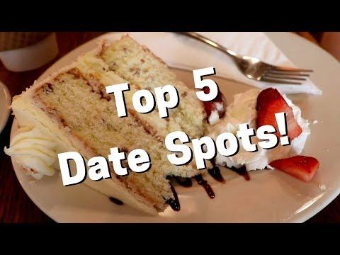 Top 5 Date Spots In Chattanooga | Best Restaurants In Chattanooga
