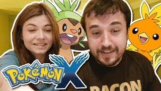 Pokemon X & Y: A Nilce Odeia Pokemon!!!