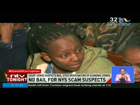Court denies all NYS suspects bail