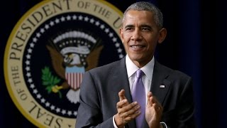 President Obama to give goodbye speech Jan. 10