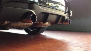 e90 335i n54 performance exhaust cold start bms catless downpipes secondary catless