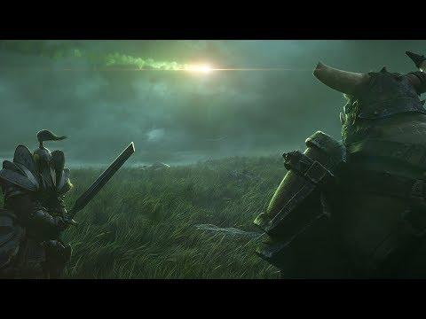 Cinematic-Trailer von Warcraft III: Reforged (DE)