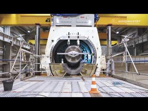 Anipsotiki SA -Gantry crane system- Heron Electricity supplier