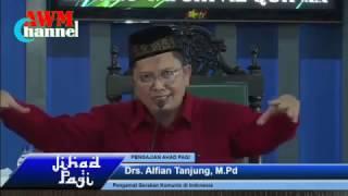 Alfian Tanjung:  Beberkan tokoh-tokoh Neo PKI