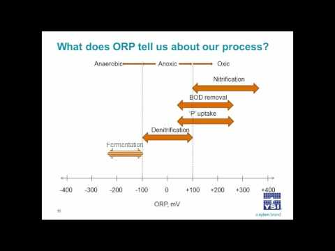 YSI Webinar | Biological Nutrient Removal (BNR) Applications for Monitoring ORP