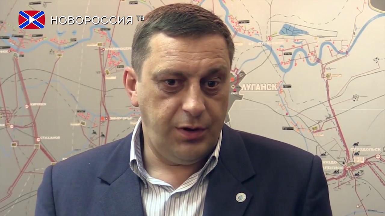 Геноцид населения ЛНР со стороны Украины
