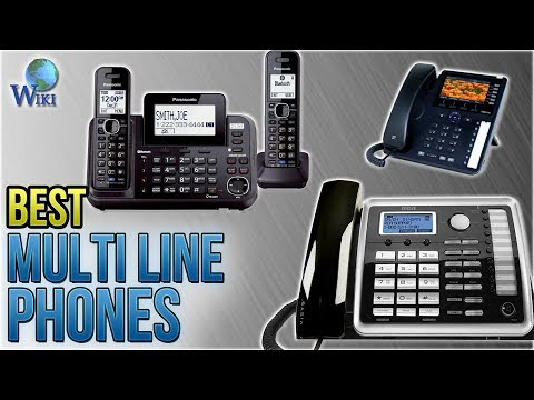 7 Best Multi Line Phones 2018