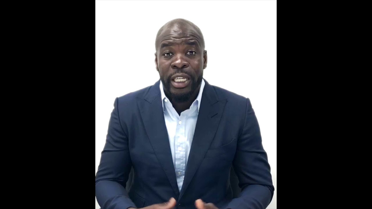 Professional Footballer, Christopher Samba, Praises Hunter Lawyers