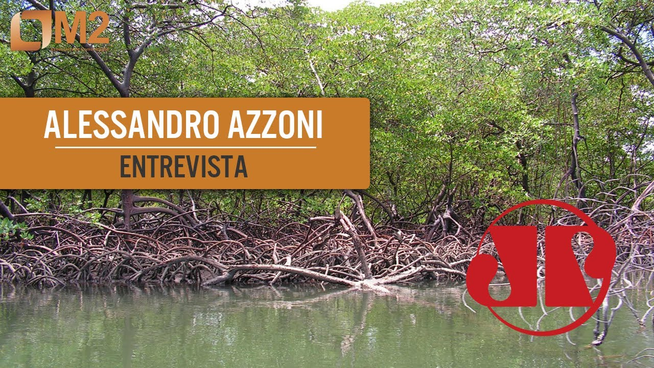 Alessandro Azzoni fala à Jovem Pan