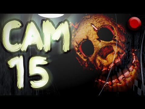 The Mystery Behind 'CAM15' || Five Nights At Freddy's 3