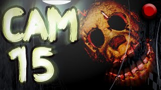 One of 8-BitGaming's most viewed videos: The Mystery Behind 'CAM15' || Five Nights at Freddy's 3