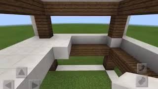 Wie Baut Man In Minecraft Ein Modernes Haus