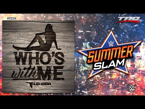 "WWE: SummerSlam 2016 - ""Who's With Me"" - 1st Official Theme Song"