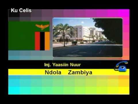 Jjaaliyada Soomaaliyeed ee Zambia