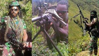Berani Tantang TNI POLRI, Ternyata 4 Alat Inilah Dipakai oleh KK5B Papua