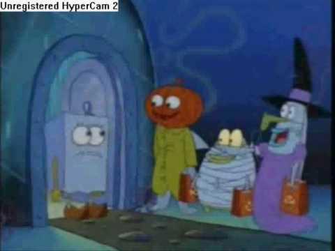 Youtube Poop: Spongebob Halloween Special - YouTube