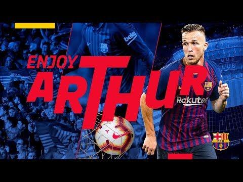 Arthur Melo - Brazilian Wonderkid • Best Goals & Skills