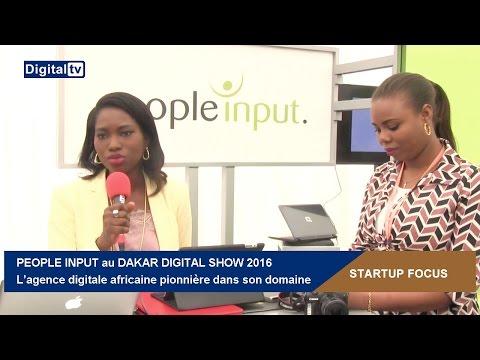 PEOPLE INPUT : L'agence digitale africaine pionnière dans son domaine