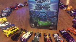 Hot Wheels Velocity X Car Overview (remake)