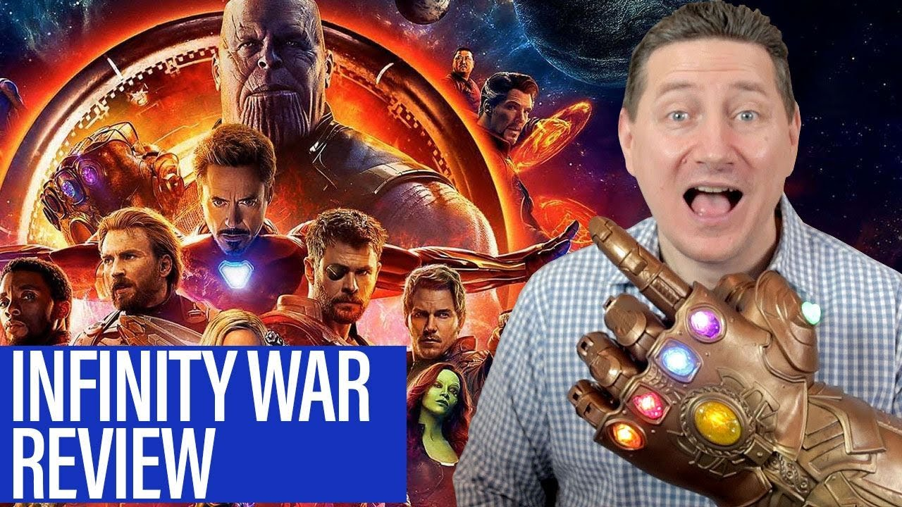 avengers infinity war movie review - youtube