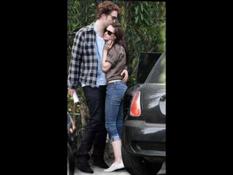 Robert Pattinson And Kristen Stewart - Girlfriend