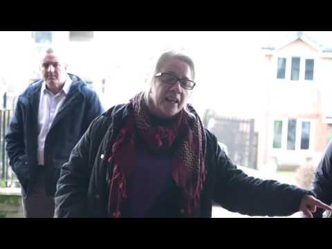 Marion Nisbet Castlemilk Jobcentre 27 Jan 2017