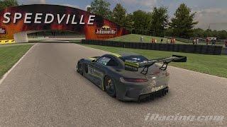 iRacing: Blancpain Endurance AMG GT3 @ BrandsHatch