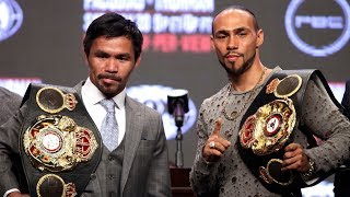 Keith Thurman gambling on himself to KO Manny Pacquiao in 1st round thumbnail