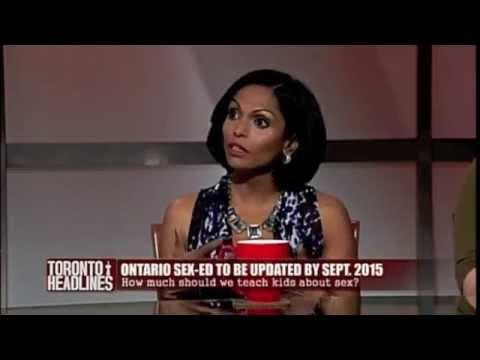 Toronto Headlines Ontario Sex-Ed Debate