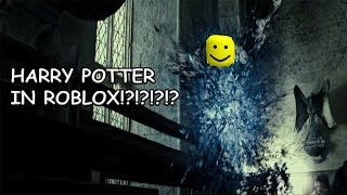 Harry Potter but every death is Roblox Death Sound