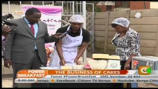 Power Breakfast: The Business of Cakes