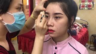 Phun Mày Tán Bột - Mỹ Viện Minh Đan