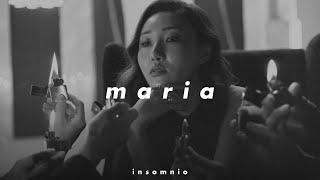 hwasa 화사 - 𝙢𝙖𝙧𝙞𝙖 마리아 (𝙨𝙡𝙤𝙬𝙚𝙙 𝙣 𝙧𝙚𝙫𝙚𝙧𝙗)