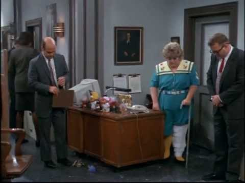 The Drew Carey Show - Evaluation Day Prank