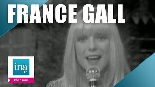 """France Gall """"Sacré Charlemagne""""   Archive INA"""