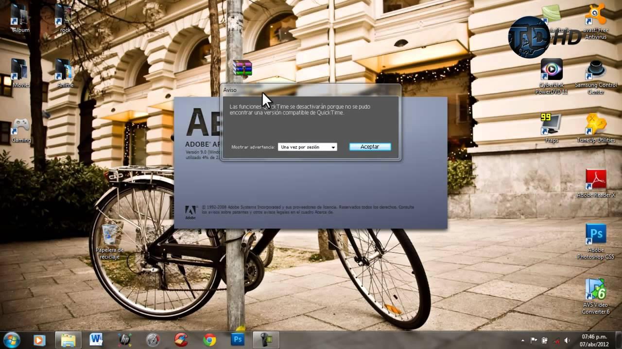 Tutorial – Descarga AfterEffects CS4 portable