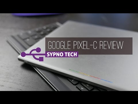 Google Pixel C Review: Post-Nougat