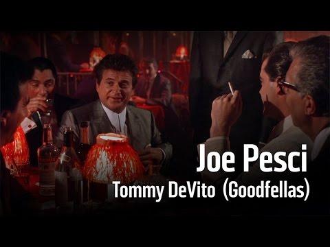 Tommy Devito And Joe Pesci