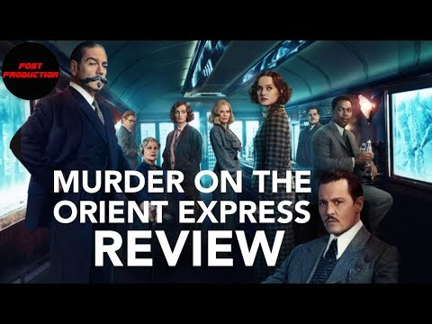 006 Murder On The Orient Express & New Star Wars Trilogy
