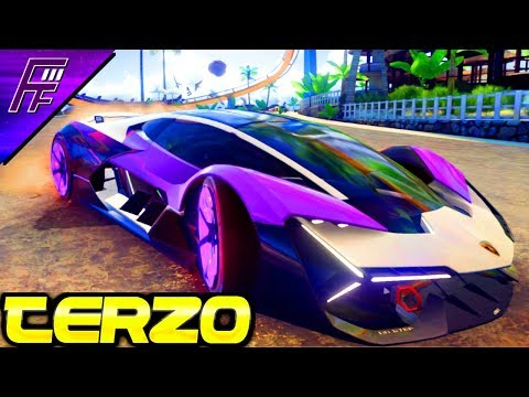 Lamborghini Terzo Millennio Tagged Videos On Videoholder