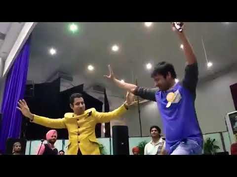 Amrinder gill and binnu dhillon Bhangra Dhamaal 2015 Zarriya