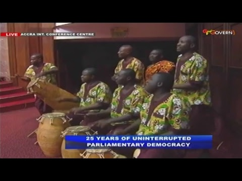 25 YEARS OF UNINTERRUPTED PARLIAMENTARY DEMOCRACY