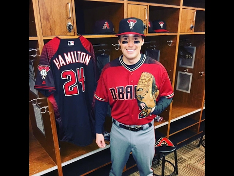 My experience playing for the Arizona Diamondbacks