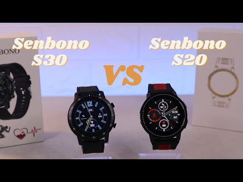 Download Senbono S30 VS Senbono S20 which one is better and why?