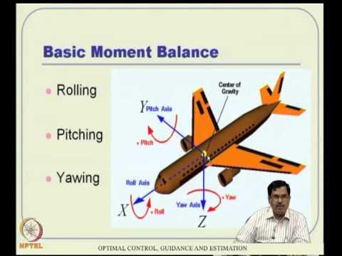 Mod-07 Lec-16 Overview of Flight Dynamics -- II