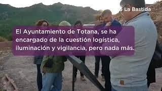 🎬#SOSLaBastida Visita al yacimiento de La Bastida